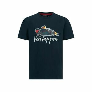 Red Bull Racing F1 Kid's Verstappen T-Shirt