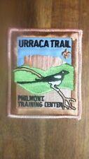 BSA Philmont Training Center Urraca Trail Patch TU5