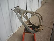 Honda 2006 Crf250r Frame Chassis Body OEM Stock 04 05 06 07 Crf250 CRF video56