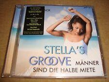 STELLA'S GROOVE Soundtrack STEVIE WONDER WYCLEF JEAN SHAGGY BIG PUN BOYZ II MEN