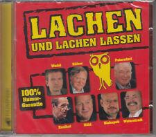 Lachen Und Lachen Lassen CD 2009 Comedy