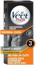 Veet Hair Removal Cream for Men, NORMAL Skin 50 gm fs