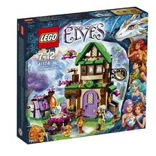 LEGO Elves 41174 The Starlight Inn,building blocks, toys, educational
