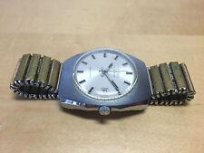 Used Vintage Watch Orologio TITAN 30 Gioielli Automatic Date Steel NO FUNZIONA