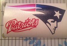 New England Patriots Decal For Your Yeti Tumbler, Colster