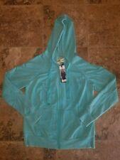 Green Tea Space Dye Fleece Hoodie Jacket Mint Women/'s Sz M-XXL NWT VERY NICE!