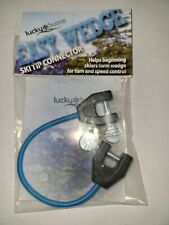 New listing 20#P Nip Lucky Bums Easy Wedge Ski Tip Connector Ski Training Aid New