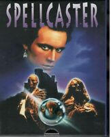 Spellcaster (Blu-ray) Vinegar Syndrome Limited Ed. w/Slipcover OOP NEW & SEALED!