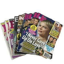 Old Magazines For Crafting - People, In Touch, Essence, Us - 10 Total - AD