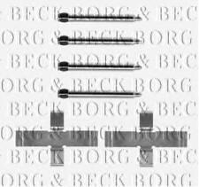 BORG & BECK BBK1177 ACCESSORY KIT FOR DISC BRAKE PADS REAR AXLE PA567996C OE QU