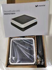 4K DECODIFICADOR nuevo pequeño ARRIS movistar+ TV UHD 4k Movistar+ Desco