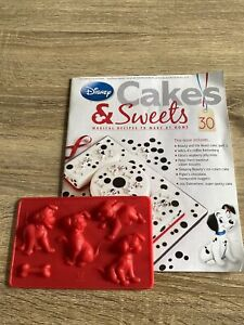 Disney Cakes and Sweets Magazine Issue 30. 101 Dalmatians With Accessory.