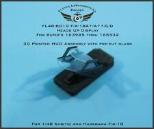 Flying Leathernecks FL48-8010 1/48 F/A-18C/D/E/F HUD for Hasegawa and Kinetic