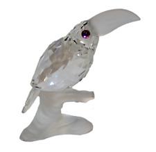 Swarovski Crystal Figurine 119441 ln box Toucan in Tree