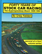 Forty Years Of Stock Car Racing 1959-1964
