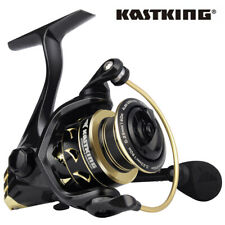 KastKing Valiant Eagle Gold Spinning Reel Freshwater 6.2:1 Gear Ratio New