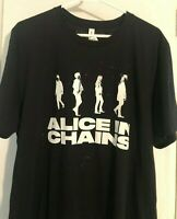 Alice In Chains Concert T Shirt 2019 North American Tour Size XL