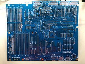 NEW Commodore Amiga 2000 Motherboard Bare PCB Rev6.2 - Floppie209 Version