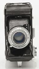 Zeiss Ikon Ercona Klappkamera Balgenkamera Novonar-Anastigmat 1:4.5 110mm Optik