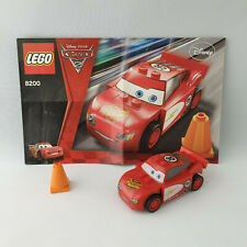 Lego Disney Cars - 8200 Radiator Springs Lightning McQueen