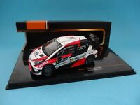 TOYOTA YARIS WRC #10 - LATVALA - WINNER RALLY SWEDEN 2017 - 1/43 NEW IXO RAM648