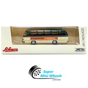 Schuco - 1:87 HO Scale - Mercedes-Benz 0321 Bus (Jagemeister) - Diecast Model