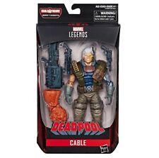 "MARVEL Legends Series Deadpool - 90's Cable - 6"" HASBRO BRAND NEW"