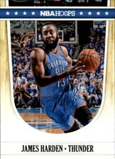 James Harden #171 Hoops 2011/12 NBA Basketball Card