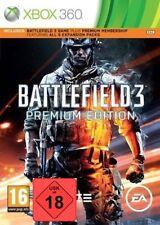 Xbox 360 Spiel Battlefield 3 Premium Edition mit 5 digitalen Erweiterungen NEU