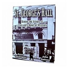 St. George's Hall (book) - Mike Caveney