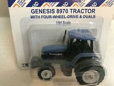 ERTL New Holland Genesis 8970 Tractor 1/64 scale replica #394FP