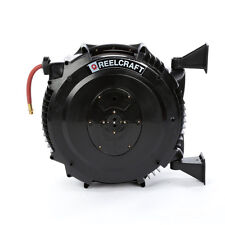 """REELCRAFT SGA3665 OLP 3/8"""" x 65ft.  232 psi - for Air & Water service with Hose"""