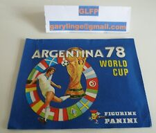 Panini Argentina 78 sealed sticker packet World Cup 1978 Superb Rare
