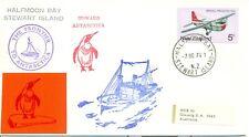New Zealand Nouvelle Zelande 1974 Steward Island Pacific Antarctic Antarctique