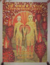 Of Montreal Poster Sunlandic Twins Album Promo