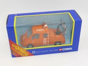 Corgi RAC Ford Transit Wrecker Item 58204