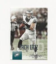 Zach Ertz Eagles 2015 Prestige #50