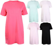Polyester Plus Size Dresses for Women with Pockets
