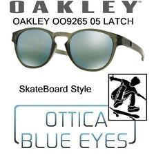 Oakley Uomo Chiusura Oo9265-05 Verde Occhiali da sole Ovali