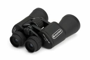 Celestron 20x50 Binoculars UPCLOSE G2 Porro Prism with Case, 71258-CGL Water Res