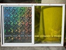 """ELECTRIC DESIGN HOLOGRAPHIC WINDOW TINT FILM 60"""" WIDEX 100 FOOT LONG HUGE ROLLS"""