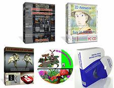 2d 3d Grafik Animation Software erstellen Full Cartoons Modellierung Grafikdesign +