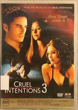 Cruel Intentions 3 (DVD)
