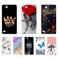 Case For Sony Xperia C4 Dual E5333 E5306 E5303 E5353 Cover Painted Phone Skin