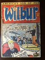 Wilbur Comics #5 (1945) - 1st Katy Keene!!! - Key!! - Rare!!!