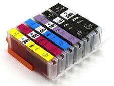 6pk ink cartridges for Canon Pixma TS8150, TS8151, TS8250, TS9150, TS9155 XXL