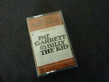 BOB DYLAN PAT GARRETT & BILLY THE KID RARE SEALED SOUNDTRACK CASSETTE TAPE!