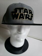🔥🔥🔥RARE! Disney STAR WARS NEW ERA Fitted 59FIFTY Hat 7 1/2 NEW!!!