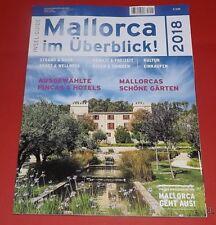 Insel-Guide Mallorca im Überblick 2018 ungelesen