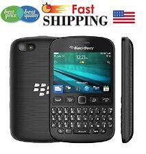 BlackBerry 9720 Black Smartphone Unlocked Qwerty 3G Mobile Phone-USPS